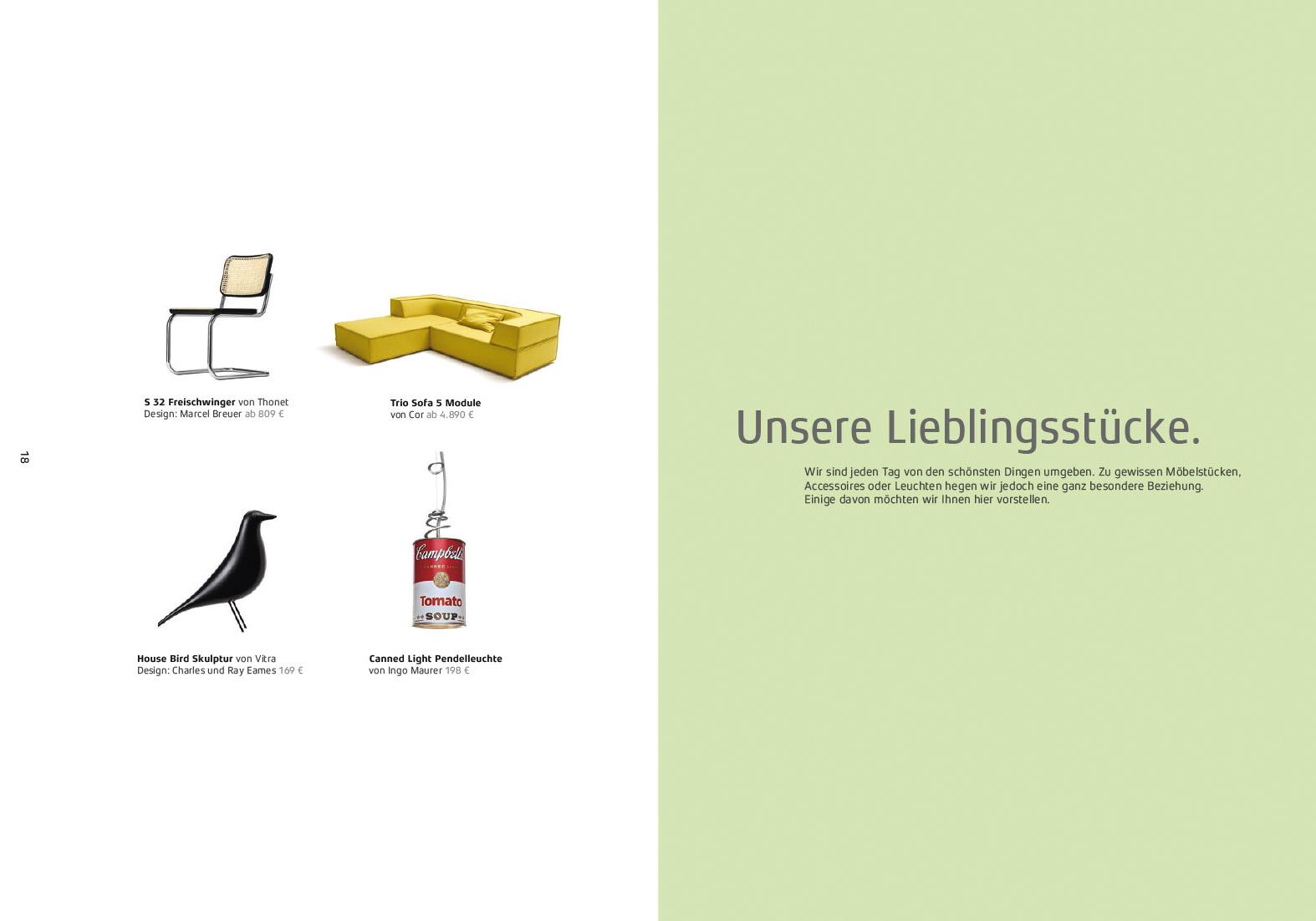 Einrichten Design Magazin Nr. 2